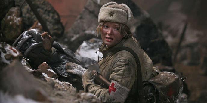 Nadezhda Mikhalkova dans le film russe de Nikita Mikhalkov,