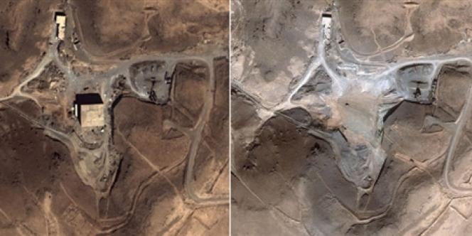 En 2007, l'aviation israélienne avait détruit un complexe en cours de construction à Daïr az Zor, dans l'est de la Syrie, où l'AIEA avait ultérieurement trouvé des traces d'uranium.