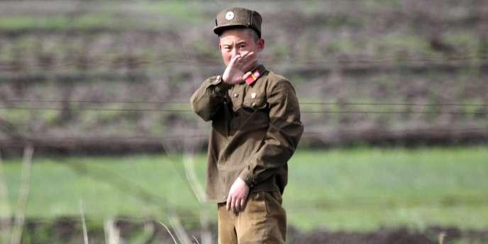 Les relations entre les deux Corées se sont fortement dégradées depuis le naufrage d'une corvette sud-coréenne, dont Séoul accuse la Corée du Nord.