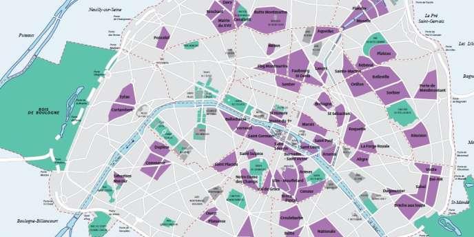 Le plan prévoit la création de doubles sens cyclables dans toutes les zones limitées à 30km/h.
