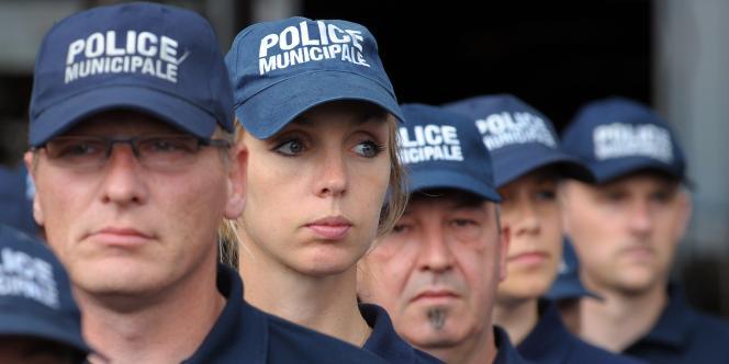 Les policiers municipaux, qui s'estiment victimes d'un manque de reconnaissance, espèrent des réformes notamment sur leur statut.