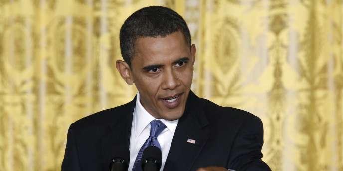 Barack Obama a également laissé entendre qu'il était favorable à une démission du patron du géant britannique BP, Tony Hayward, qui a multiplié les déclarations maladroites.