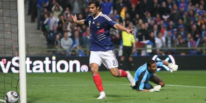 But refusé pour Gourcuff, mais au final, une victoire 2-1 des Bleus.