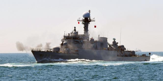 La Corée du Sud a commencé ses manœuvres militaires conjointes avec les Etats-Unis, lundi 19 août.