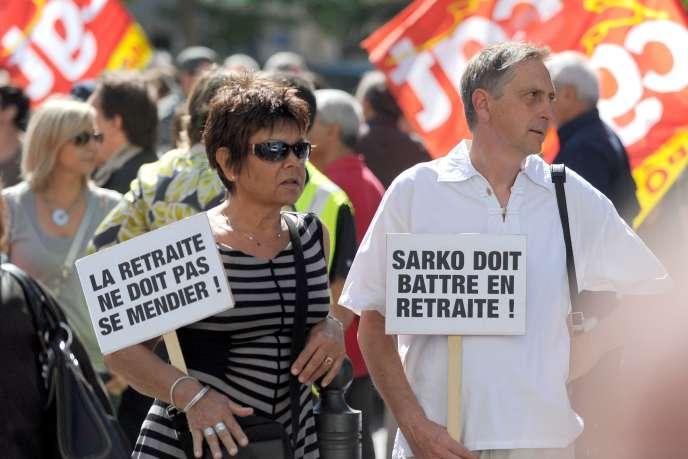Entre 12 000 et 80 000 personnes ont défilé le 27 mai à Marseille.
