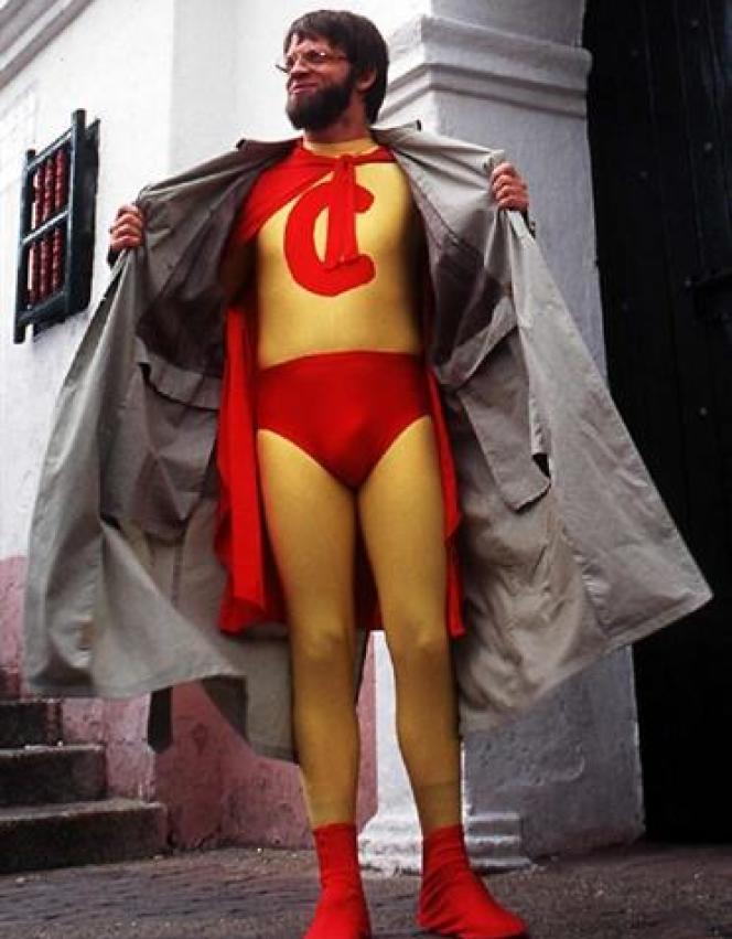 En 1996, M. Mockus a enfilé le costume de