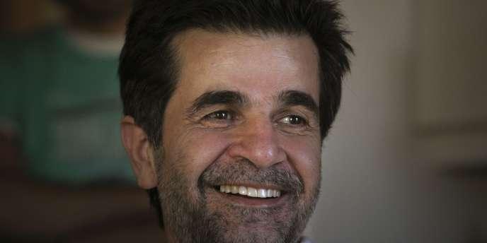 Le cinéaste iranien Jafar Panahi, le 25 mai 2010 à Téhéran.