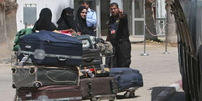 Le terminal de Rafah est le seul point de passage vers et hors de la bande de Gaza non contrôlé par Israël.