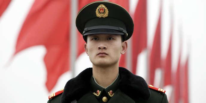 Le budget de l'Armée populaire de libération chinoise s'élève à 85 millions de dollars officiellement.