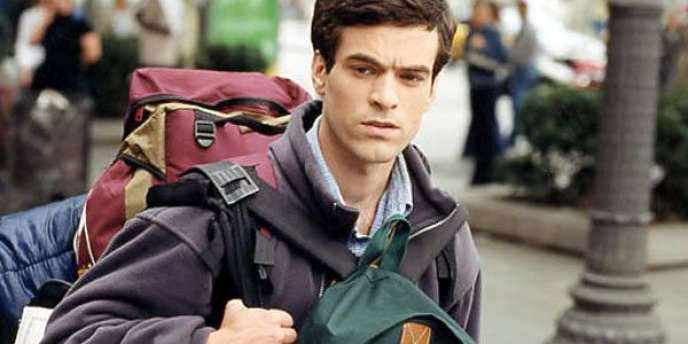 Romain Duris, dans le film