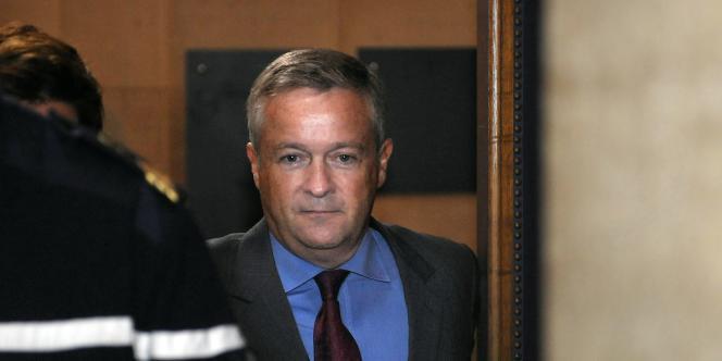 L'ancien PDG de Vivendi, Jean-Marie Messier.