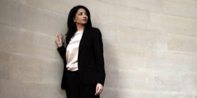 Jeannette Bougrab, présidente de la Halde depuis avril 2010.