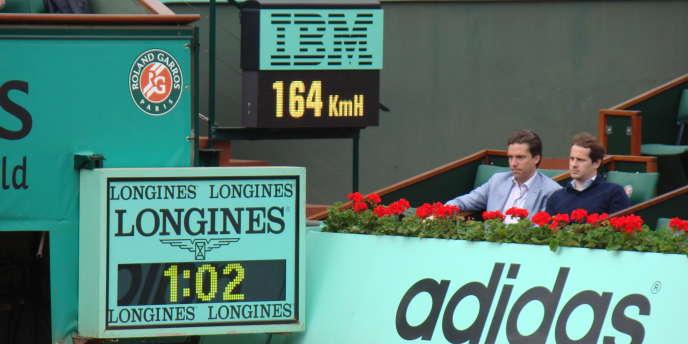 La technologie IBM au service du tournoi de Roland Garros
