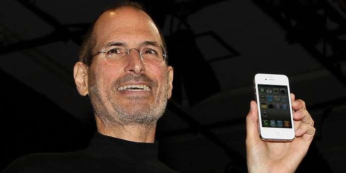 En 2008, une rumeur sur la santé de Steve Jobs avait fait chuter le cours des actions Apple.