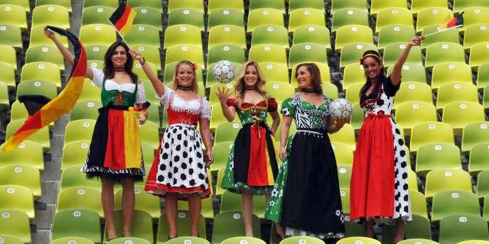 Les entreprises allemandes vont être plus flexibles sur leur heure d'arrivée au travail de leurs employés passionnés de football pour leur permettre de suivre les matchs de Mondial de football qui aura lieu au Brésil.