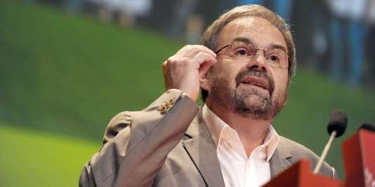 François Chérèque, le 7 juin 2010.