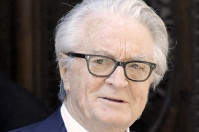 Le socialiste Roland Dumas.