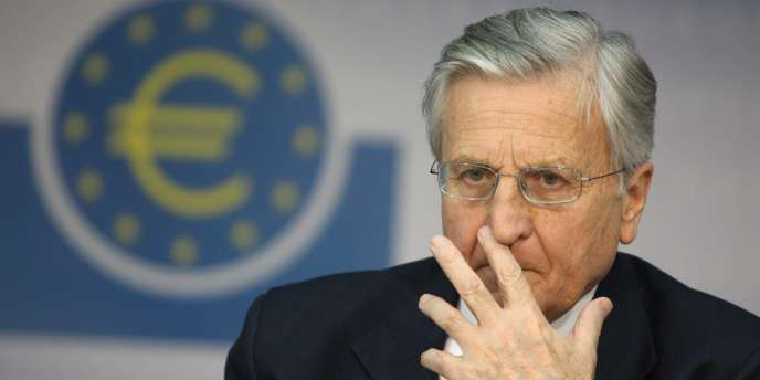 Le président de la BCE, Jean-Claude Trichet, doit s'exprimer sur la crise grecque.