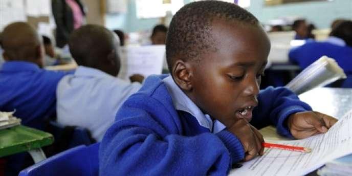 D'après l'OIF, l'Afrique, où vivent déjà la moitié des francophones du monde, en regroupera en 2050 environ 85 %.