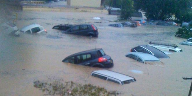 Entre 30 et 100 mm de précipitations sont tombées dans le Var et les Bouches-du-Rhône.