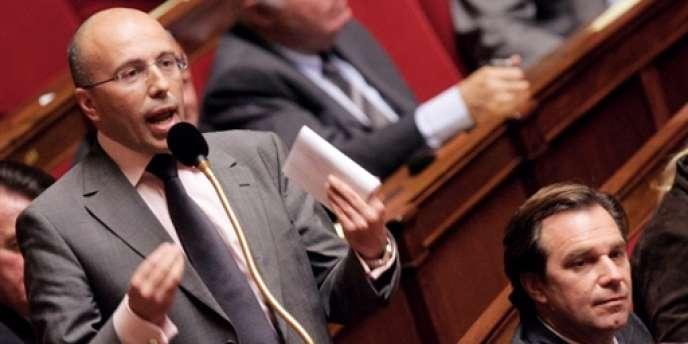 La proposition de loi du député UMP Eric Ciotti prévoit que des mineurs délinquants de plus de 16 ans pourront se voir proposer un service