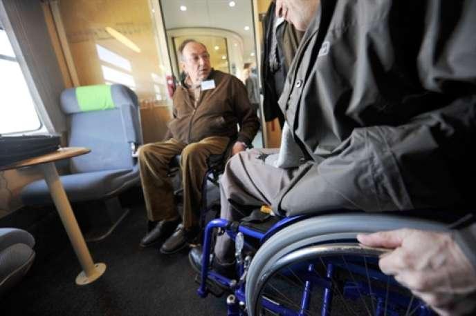 Le CSA note en particulier l'absence de personnes handicapées à la télévision.