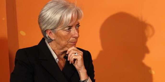 Christine Lagarde avait défendu avec force le bouclier fiscal, une mesure phare de Nicolas Sarkozy.