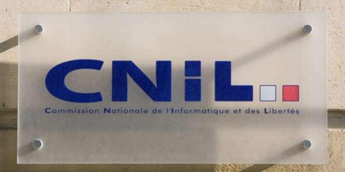 Le siège de la Commission nationale informatique et libertés.