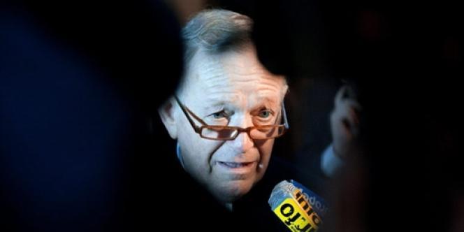 L'avocat Olivier Metzner, en juin 2010.