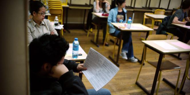 Dans de nombreuses grandes écoles, les élèves notent les enseignants.