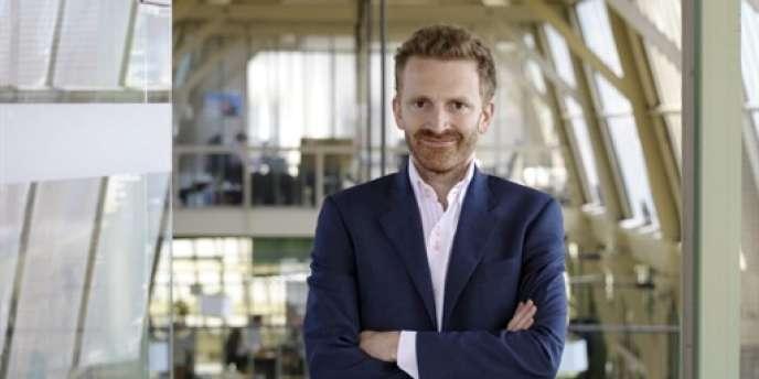 Pierre Kosciusko-Morizet, fondateur de Priceminister.com, le 19 mai 2010.