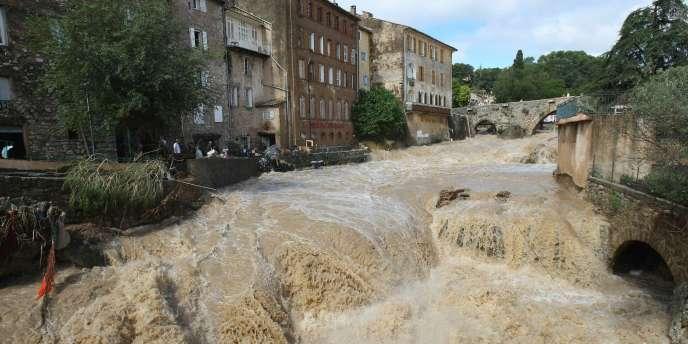 C'est à Draguignan que les débordements de la Nartuby avaient provoqué les plus gros dégâts en 2010.