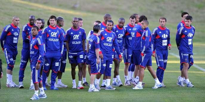La mission d'information de la FFF devrait commencer à convoquer les joueurs et le staff de l'équipe de France dans les prochains jours