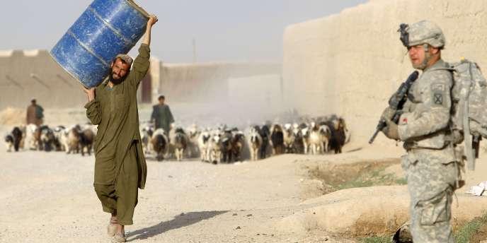 Le général Vincent Desportes, à propos de l'Afghanistan, déclare