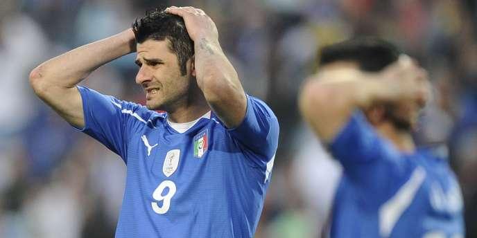 L'Italie s'est battue jusqu'au bout, mais a tout de même perdu (3-2) contre la Slovaquie. Cette défaite est synonyme d'élimination pour la Squadra.