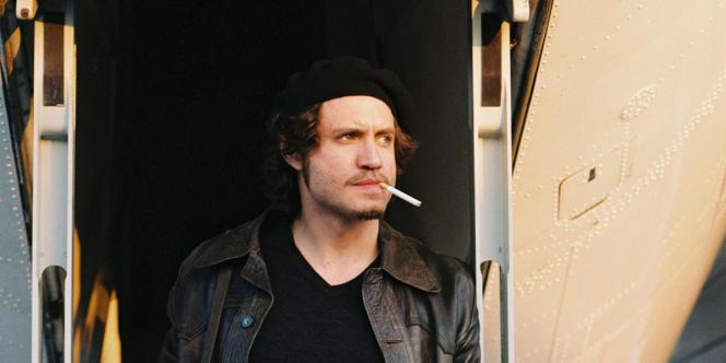 Edgar Ramirez dans le film français d'Olivier Assayas,