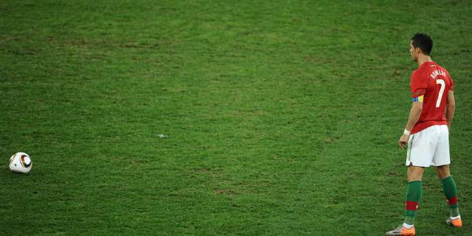L'inconnue Cristiano Ronaldo.