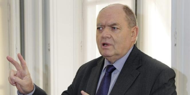 René Dosière, député apparenté socialiste, en 2009.