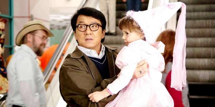 Jackie Chan dans le film américain de Brian Levant,