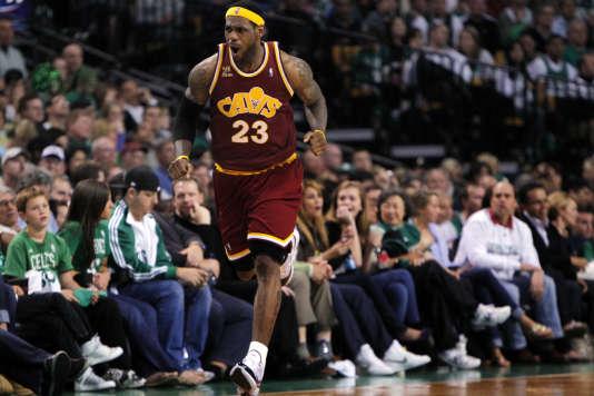 LeBron James ne portera peut-être plus le maillot des Cavaliers la saison prochaine.