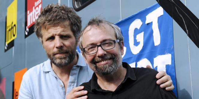Connu pour ses chroniques au vitriol sur la classe politique, Stéphane Guillon avait été licencié en même temps que son collègue Didier Porte, en 2010.