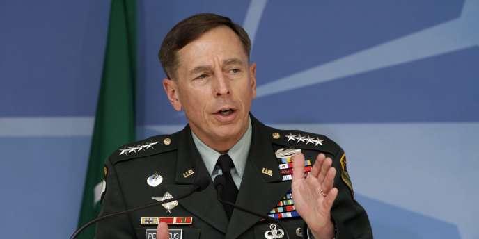 Le général David Petraeus.