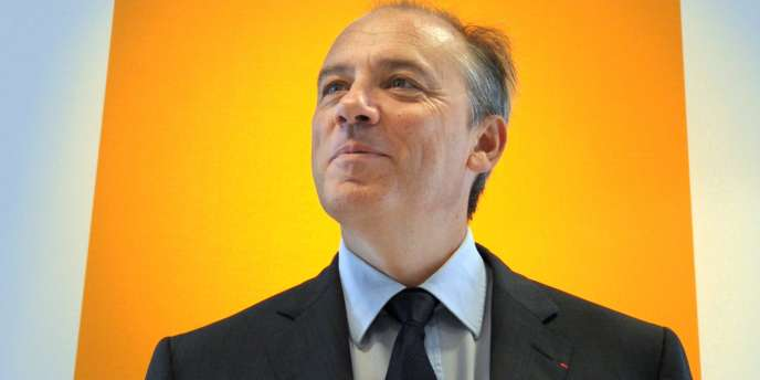 Stéphane Richard, PDG de France Télécom-Orange.