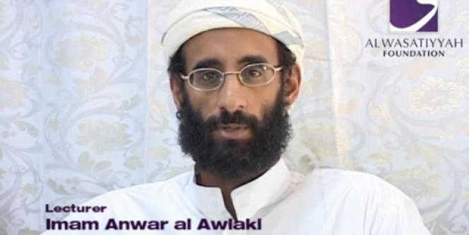 Anwar Al-Aulaqi, 39 ans, responsable de la propagande d'Al-Qaida dans la péninsule Arabique, est surnommé