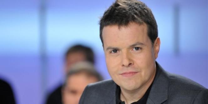 Nicolas Demorand, le directeur de