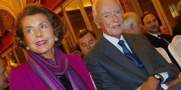 Liliane Bettencourt a reçu récemment 30 millions d'euros du fisc au titre du bouclier fiscal.