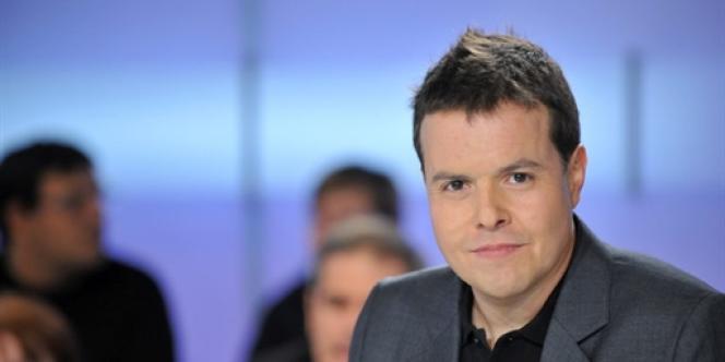 Nicolas Demorand le 6 septembre 2009.