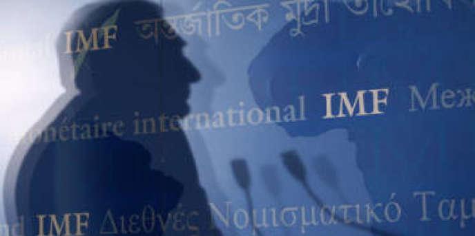Le logo du FMI.