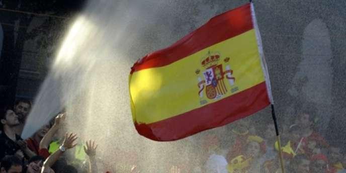 L'Espagne est au coeur des inquiétudes des marchés, les investisseurs craignant qu'elle ne puisse assumer seule ses obligations financières et doive demander une aide extérieure.