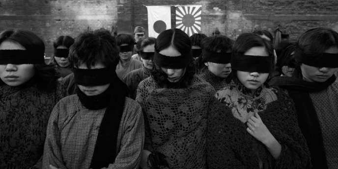 Une scène du film chinois de Lu Chuan «City of Life and Death», sur le massacre de Nankin.